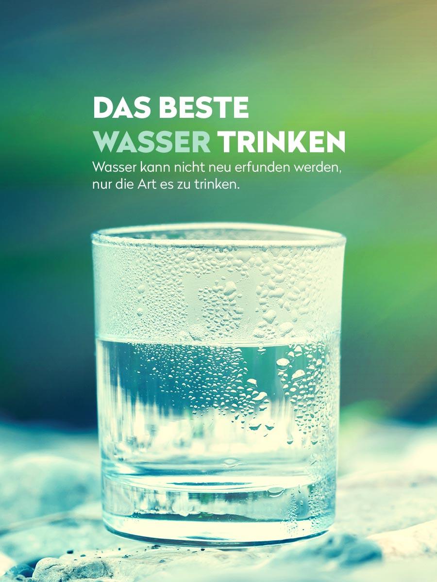 buch das beste wasser trinken gesundes wasser