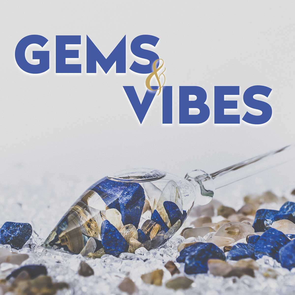 crystals gems water vibes