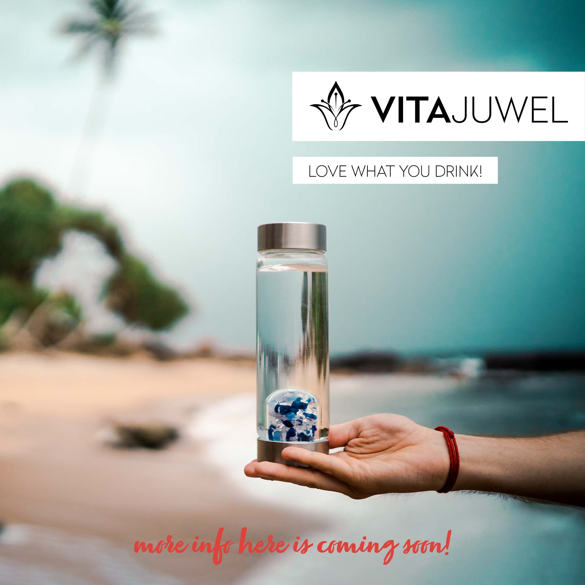 get started with vitajuwel